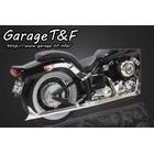【Garage T&F】2in1 Classic 全段排氣管 Type 2