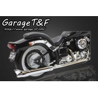 【Garage T&F】2in1 Classic 全段排氣管 Type 3