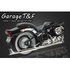 【Garage T&F】2in1 Classic 全段排氣管 Type 4