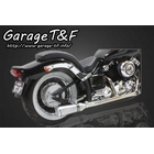 【Garage T&F】2in1 Classic 全段排氣管 Type 7