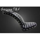 【Garage T&F】付鉚釘Cobra坐墊