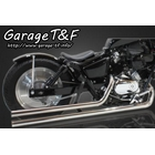 【Garage T&F】Long Drag pipe 全段排氣管 Type II