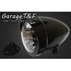 【Garage T&F】4.5吋 Rocket 頭燈&頭燈支架套件 (Type C)