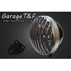 【Garage T&F】5.75吋 Bird Gauge頭燈&頭燈支架套件 (Type C)
