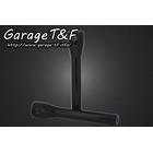 【Garage T&F】10吋 增高把手座 (黑色)