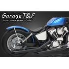 【Garage T&F】Drag pipe 全段排氣管 Type I