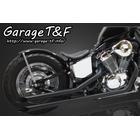 【Garage T&F】Long Drag pipe 全段排氣管 Type I