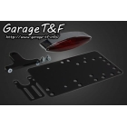 GARAGE T&F Side numberKit Snake eye tail lamp