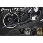 【Garage T&F】Drag pipe 全段排氣管 Type II