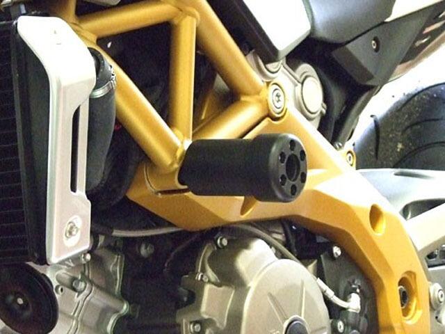 緩衝型引擎保護塊(防倒球) X-Pad 長 (90mm)