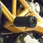 【P&A International】緩衝型引擎保護塊(防倒球) X-Pad 長 (90mm)