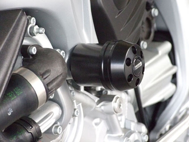 緩衝型引擎保護塊(防倒球) X-Pad