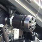 【P&A International】緩衝型引擎保護塊(防倒球) X-Pad 短 (70mm)