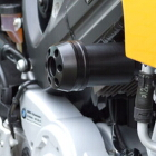 【P&A International】緩衝型引擎保護塊(防倒球) X-Pad 短 (90mm)