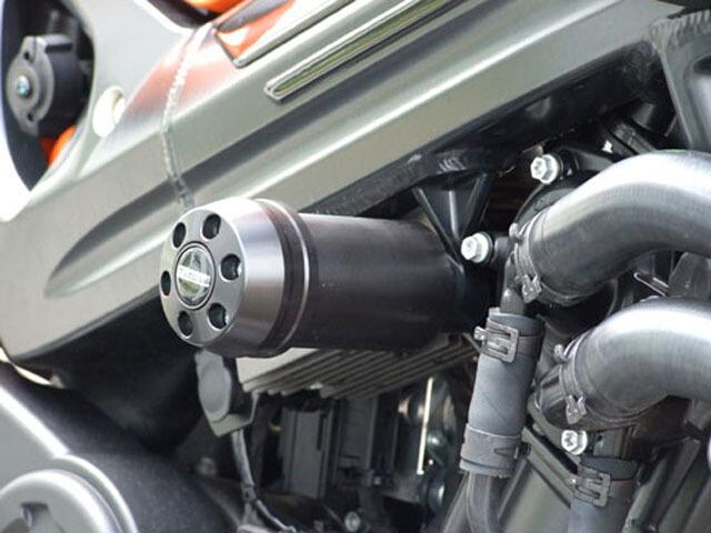 緩衝型引擎保護塊(防倒球) X-Pad 長 (100mm)