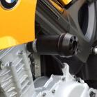 【P&A International】緩衝型引擎保護塊(防倒球) X-Pad 長 (120mm)