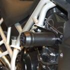 【P&A International】緩衝型引擎保護塊(防倒球) X-Pad