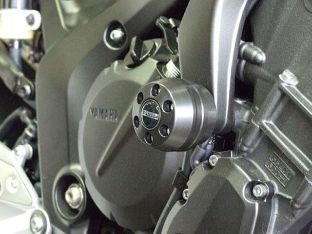 緩衝型引擎保護塊(防倒球) X-Pad 短 (45mm)
