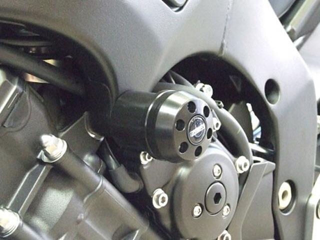 緩衝型引擎保護塊(防倒球) X-Pad 長 (70mm)