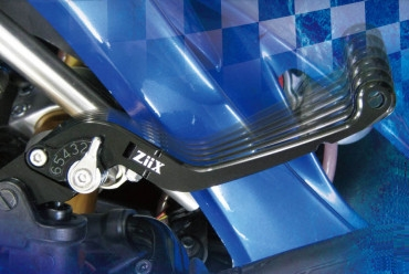 【CLEVER LIGHT】ZiiX 原廠對應 可折式煞車拉桿:F14 - 「Webike-摩托百貨」