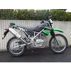 【PENSKE】KLX125 DOWN UP 全段排氣管