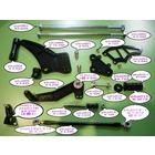 【PENSKE】KSR110用 腳踏後移套件維修配件 打檔桿