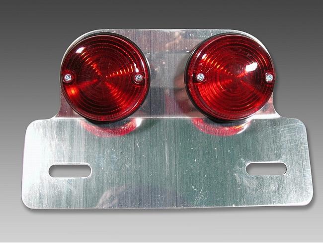 MINI尾燈 /紅色燈殼