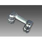 【MINIMOTO】MONKEY/DAX 把手固定座 鋁合金製