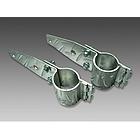 【MINIMOTO】MONKEY 鋁合金製頭燈支架 31φ