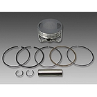 MINIMOTO Outer Diameter 59.6mm Big Piston for 160cc Engine