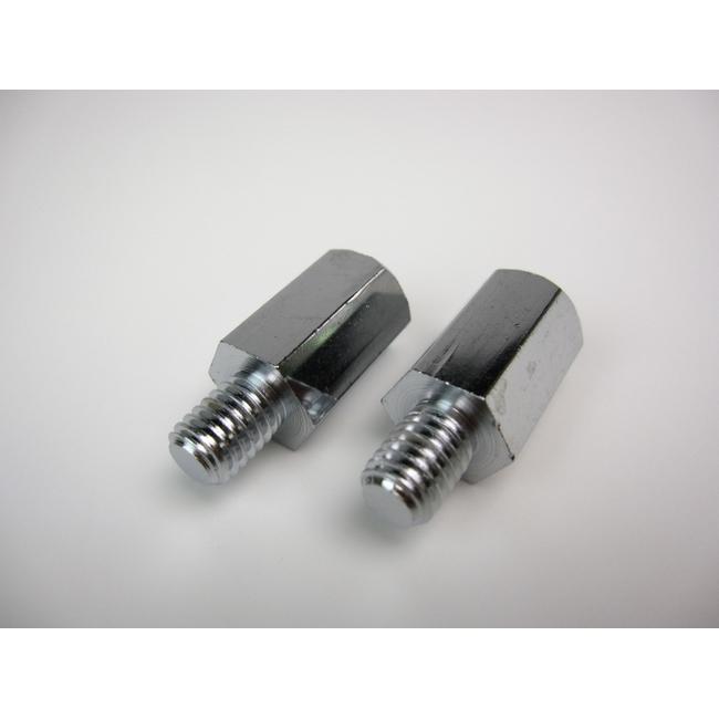 後視鏡轉接器M10(正牙)→M8(正牙)