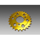 MINIMOTO Duralumin Sprocket 25T Gold for MONKEY