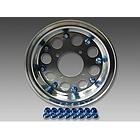 【MINIMOTO】輪框用裝飾環 (8個1組 藍色/1輪份)