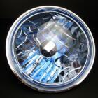 【MINIMOTO】CUB 多重反射頭燈 (藍色)