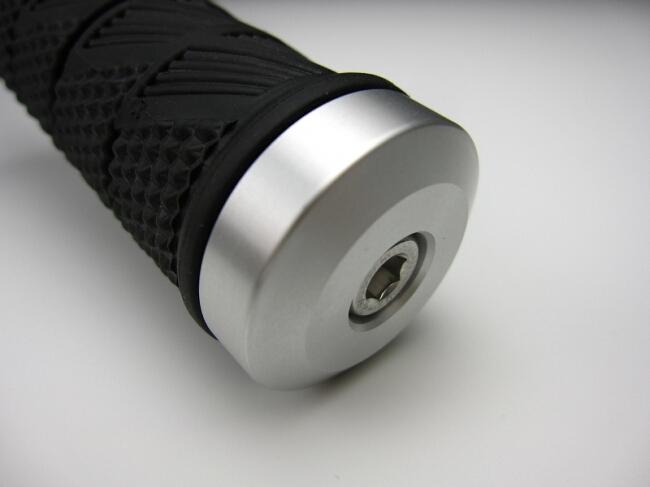 【MINIMOTO】通用鋁合金切削握把端子 - 「Webike-摩托百貨」