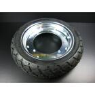 【MINIMOTO】DAX 鋁合金輪框+輪胎 12吋 3.25J
