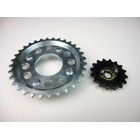 MINIMOTO Offset Sprocket Set 16x32T for DAX