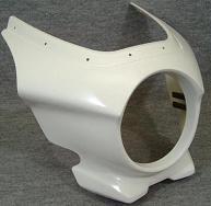 【MOTO ZOOM】頭燈整流罩 - 「Webike-摩托百貨」