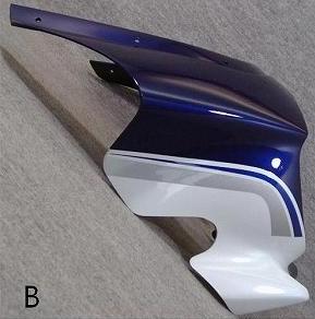 頭燈整流罩 Design B