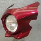 【MOTO ZOOM】頭燈整流罩