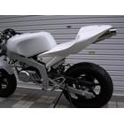 【水本Racing】4.NSF100用 全段排氣管