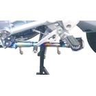 【R-style】鈦合金加高型側駐 雙桿型