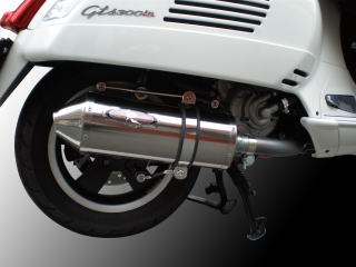 GTS 250ie 競技用全段排氣管