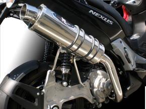 NEXUS 250ie Real Python 全段排氣管