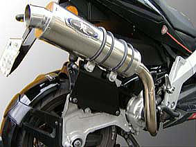 GP1 250i Real Python 全段排氣管
