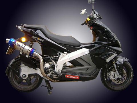 【R-style】GP-1 250 Real Python 全段排氣管 - 「Webike-摩托百貨」