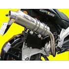 【R-style】GP-1 250 Real Python 全段排氣管