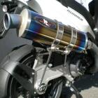 【R-style】GIRELA RUNNER ST200 Real Python 全段排氣管