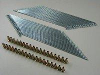 輪框鋼絲&鋼絲頭組