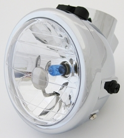 【4 MINI Part】晶鑽型頭燈